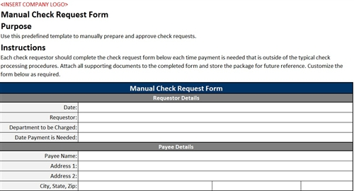 Sample Check Request Form  Examples In Word Pdf Vitalics Pricing