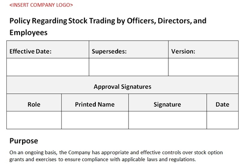 Granted stock options to officers and key employees for the purchase of